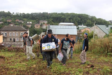 Field School 2017 to Buczacz | JEWISH GALICIA & BUKOVINA